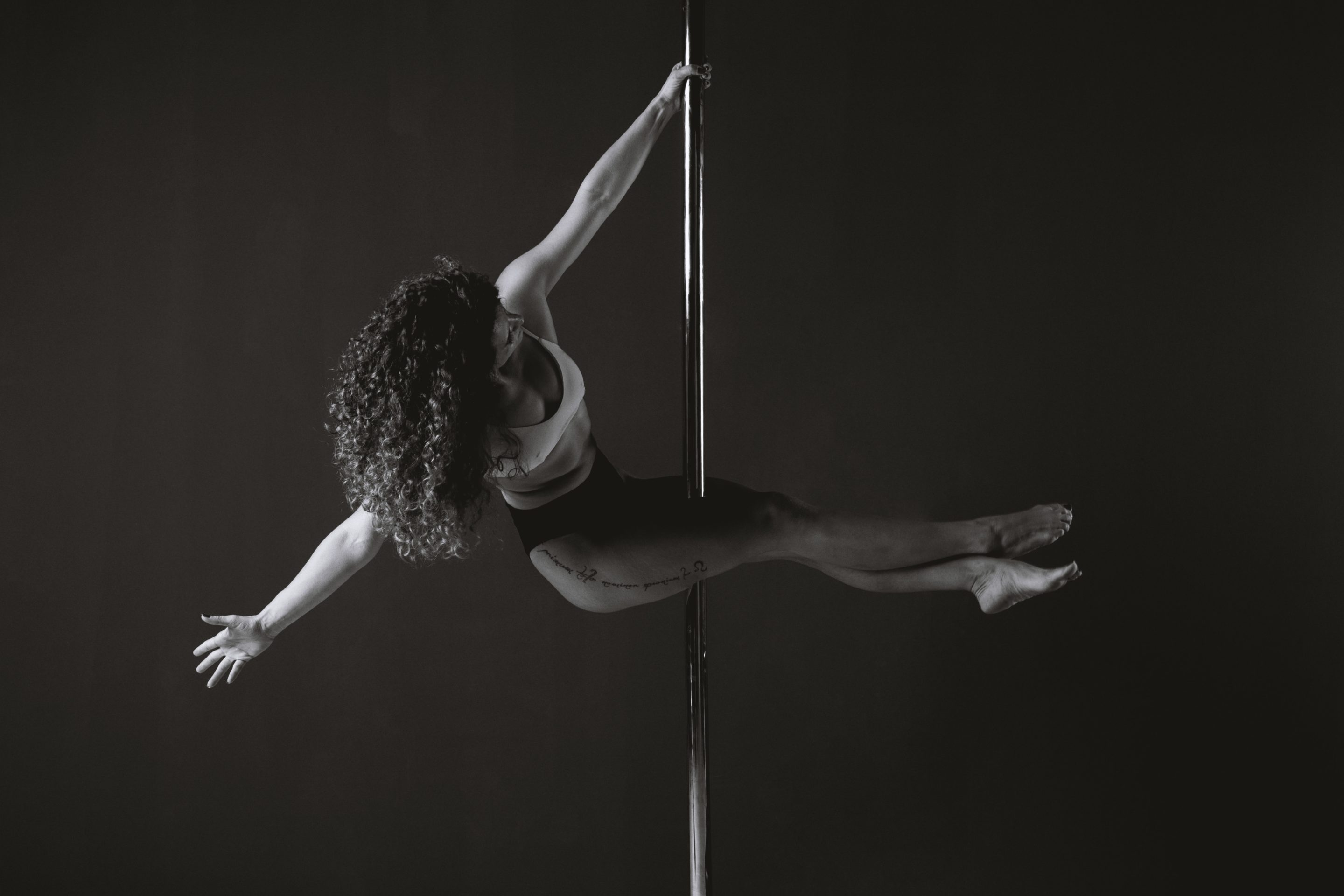 Pole Dance Fitness en Aerialmad
